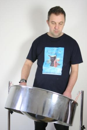 Steel Drum Dan